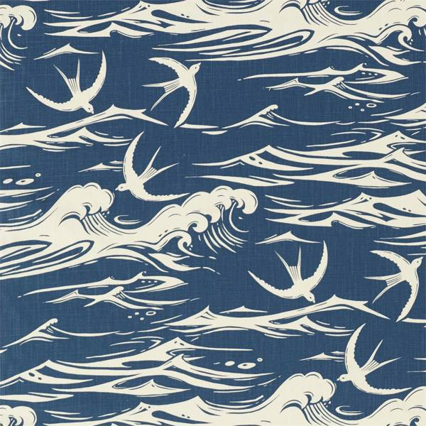 Swallows At Sea by Sanderson