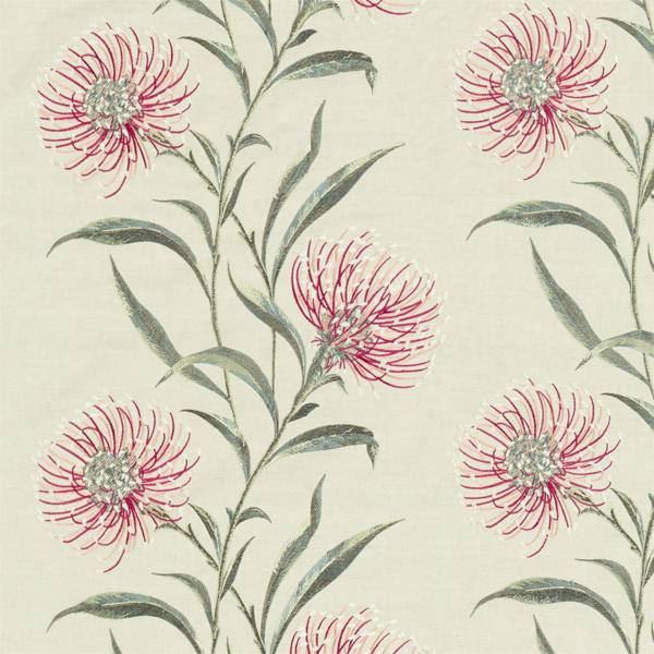 Catherinae Embroidery by Sanderson