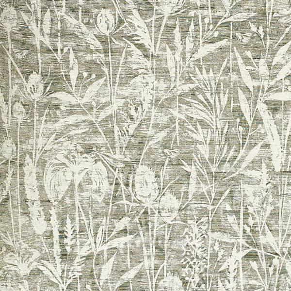 Violet Grasses by Sanderson