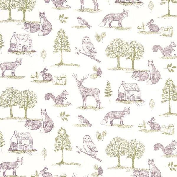 New Forest by Clarke & Clarke
