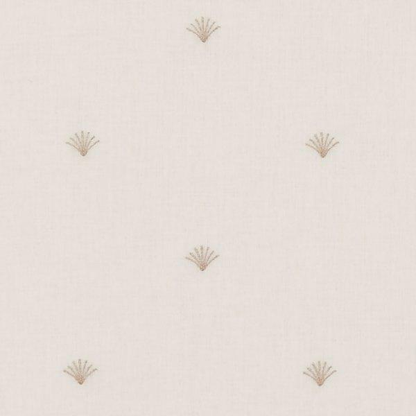 Fino Ivory-Rose by Clarke & Clarke