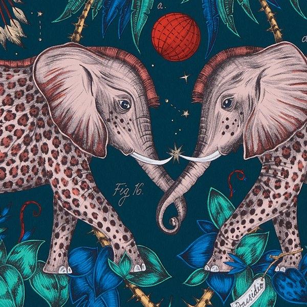 Zambezi by Clarke & Clarke