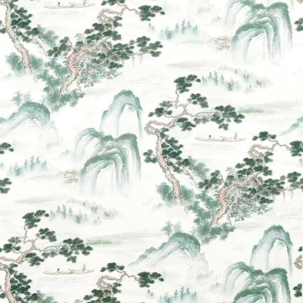 Floating Mountains by Zoffany